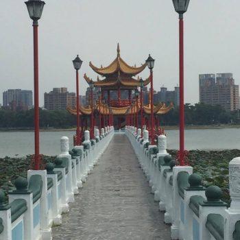 Lotus lake is een niet te missen plaats in Kaohsiung om te bezoeken!