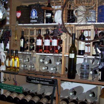 wijnen in Stellenbosch