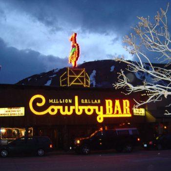 Cowboy Bar Jackson Hole
