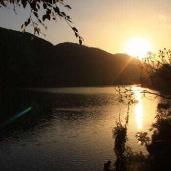 Het prachtige meer