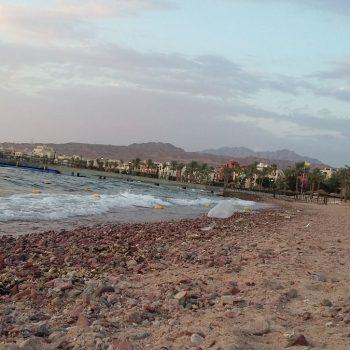strand van Akaba