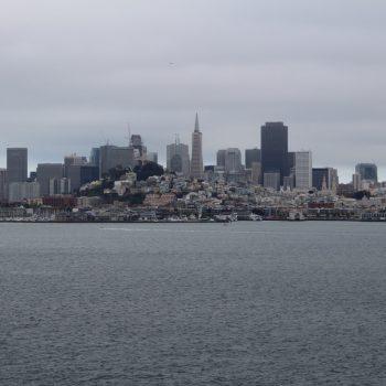 Uitzicht vanaf Alcatraz