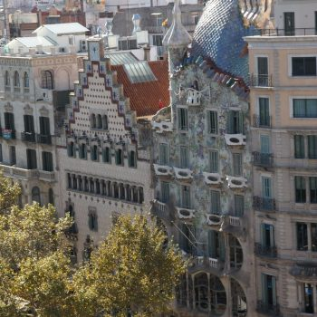 Bezoek ook zeker het minder bekende Barcelona