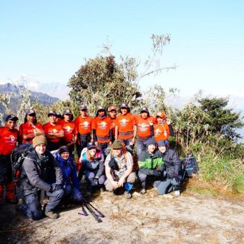 Inca Trail met Llamapath