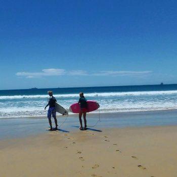 surfen in Durban