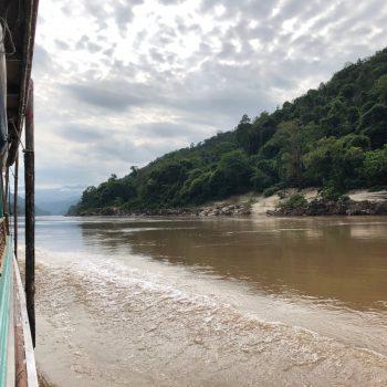 Varen over de Mekong
