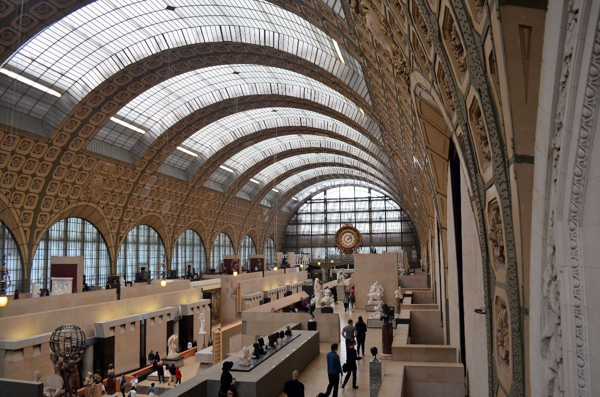 Gare d'Orsay / Musée d'Orsay
