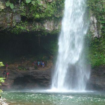 Mooie watervallen!