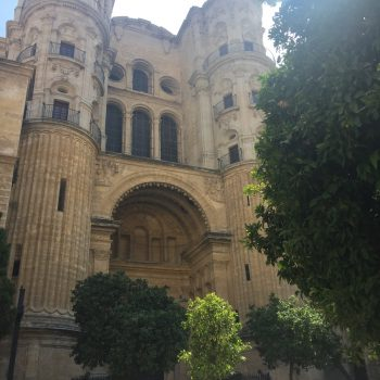 Het oude historische centrum met prachtige gebouwen.