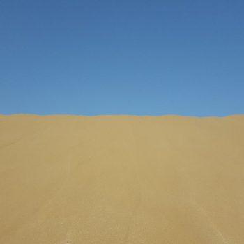 Woestijn!