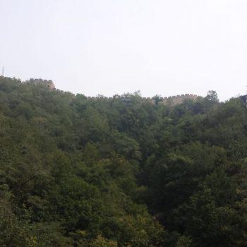 Uitzicht vanuit de stoeltjeslift