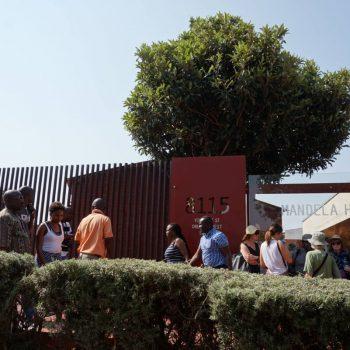 Het ouderlijk huis van Mandela