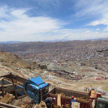 View over Potosi
