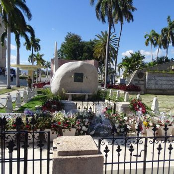 Begraafplaats Fidel Castro