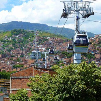 Openbaar vervoer in Medellin