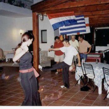 Griekse avond