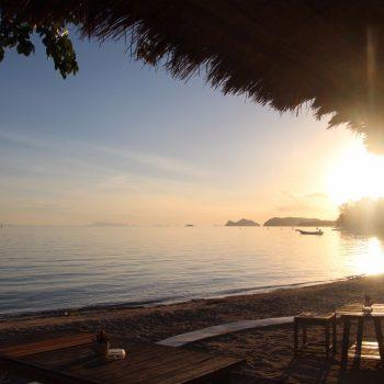 Het paradijs op Koh Phangan