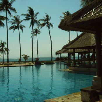 mooie resorts aan het strand