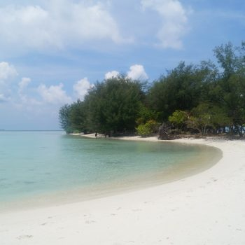 Stranden in Karimunjawa