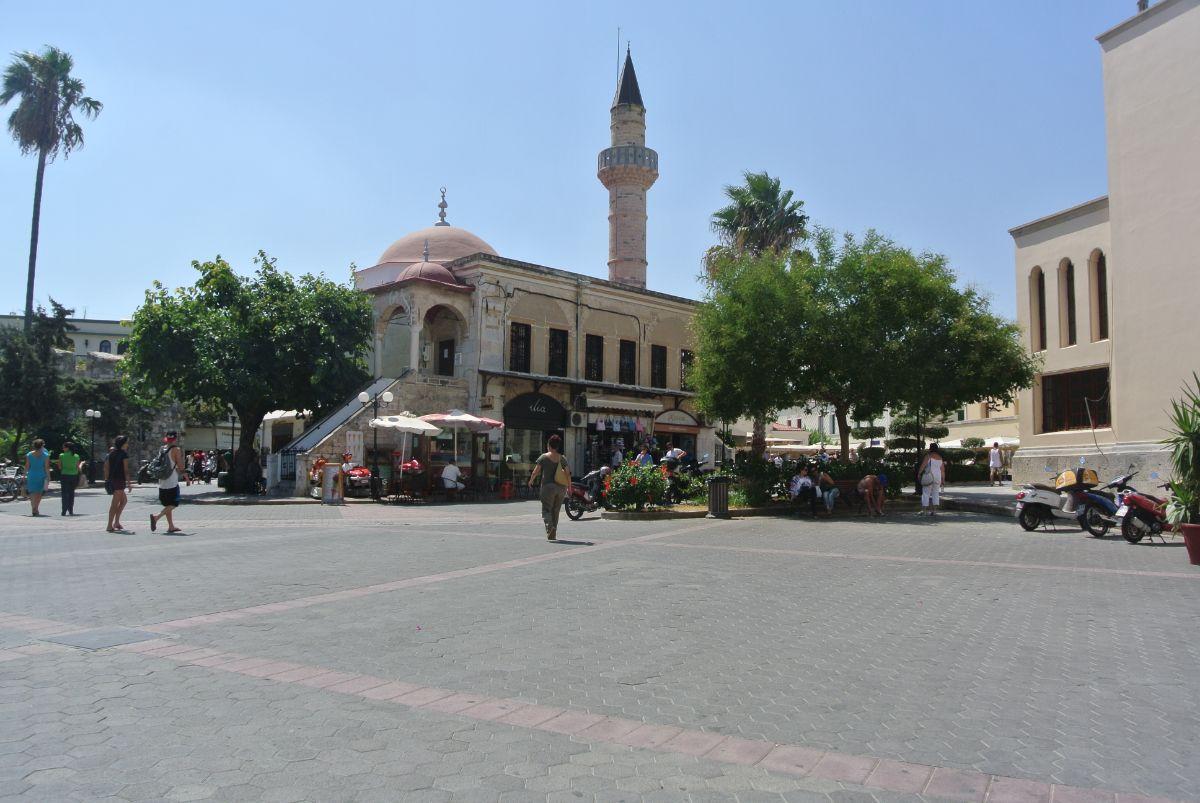 Kos-Stad