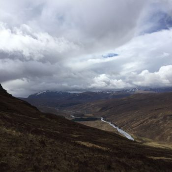 het noorden van Schotland