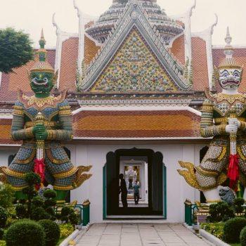 WatArun in Bangkok