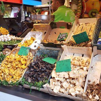 Markthal in Malaga