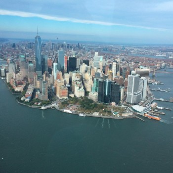 Helikopter view
