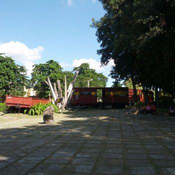 Treinmonument & museum