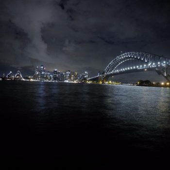 Sydney s'avonds