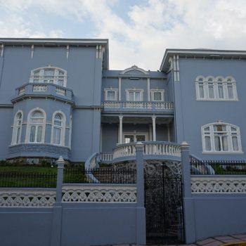 Mooi bouwwerken in de buitenwijken