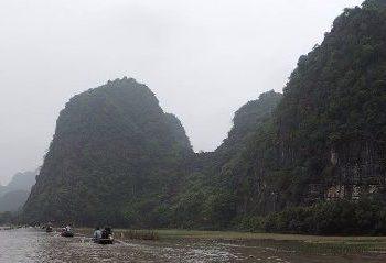 Boottocht door Tam Coc
