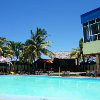 1 van de all-inclusive hotels met zwembad