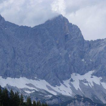 Bergen in het plaatsje Filzmoos
