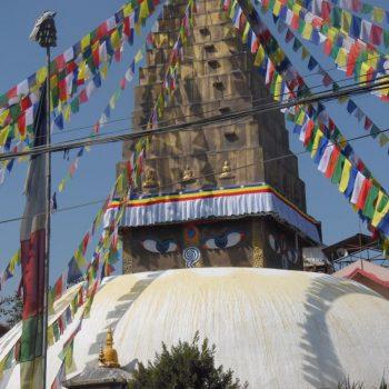 stupa bhaktapur