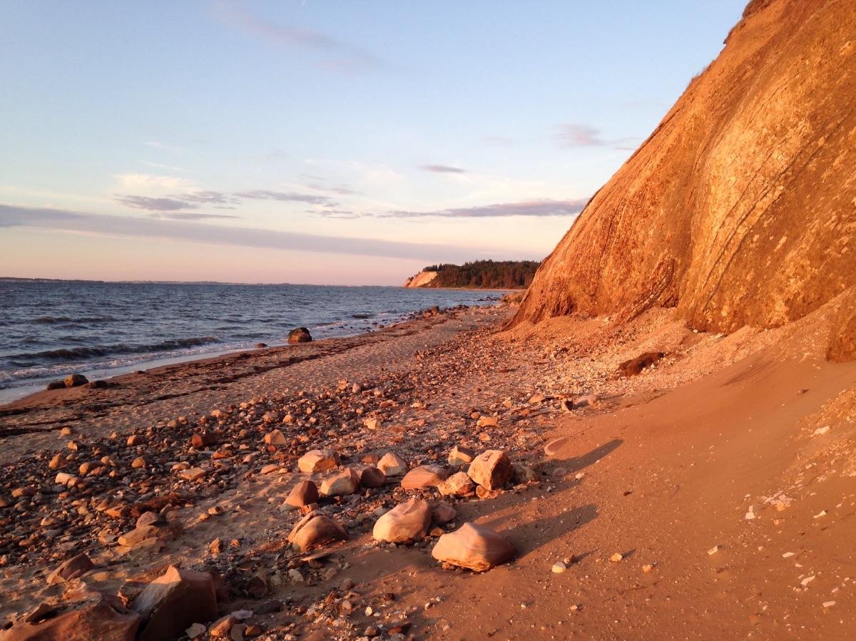 De prachtige stranden vol stenen (Fur)