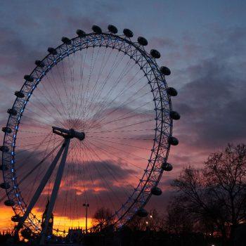 Het iconische Eye of London