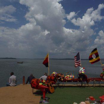Lake Victoria, het grootste meer van Afrika