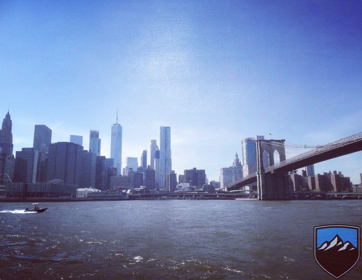 Manhattan & Broklyn Bridge