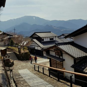 Kiso Valley (Tsumago & Magome hiking trail)