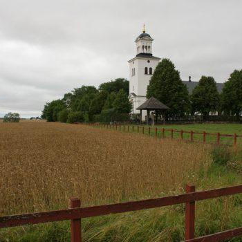 kerkje in Skåne
