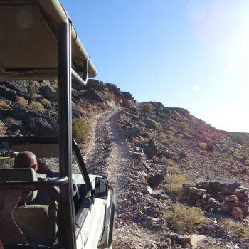Dagtocht door de canyon met een 4x4.