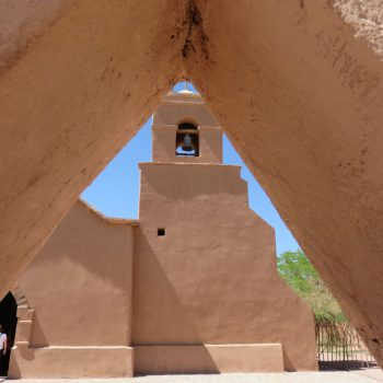 Kerkje San Pedro de Atacama