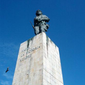 Mausoleum van Che Guevarra