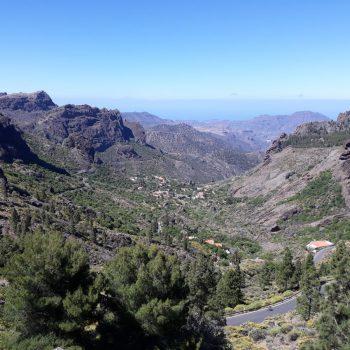 Binnenland Gran Canaria