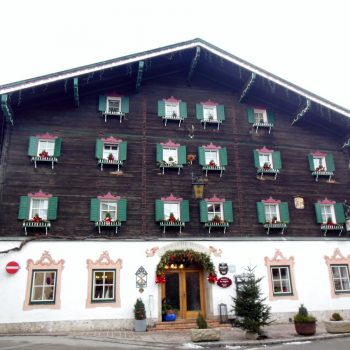 Romantic hotel in Zell am see