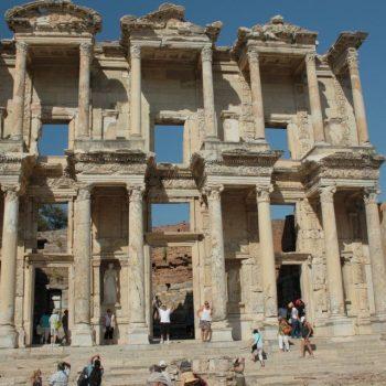 Ruines van Ephesus