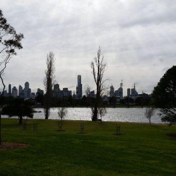 Albert Park Melbourne