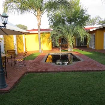 Mooie accommodatie in Windhoek