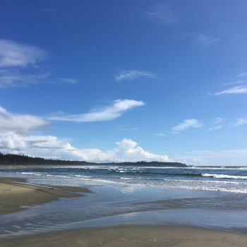 Strand in Pacific Rim NP